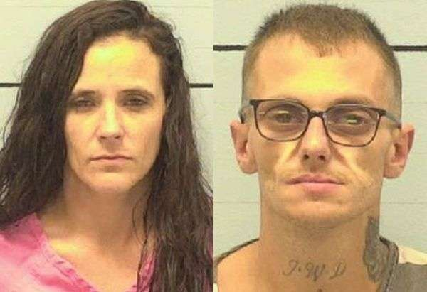 Two Suspects Charged With Meth Trafficking In Morganton