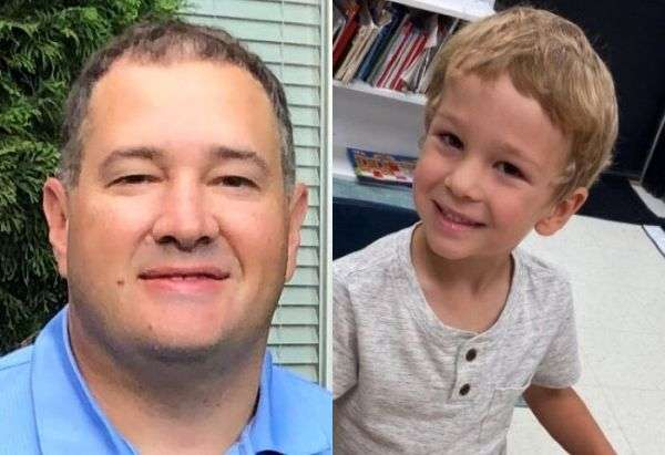 Authorities Searching For Missing Father And Son