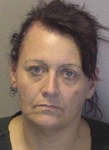 Morganton Woman Arrested In Hickory On Felony Warrants From Two Counties