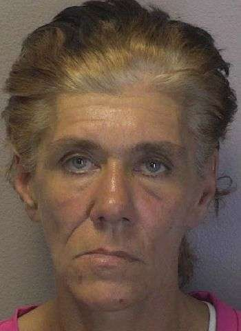 Homeless Hickory Woman Arrested On Larceny & Drug Charges