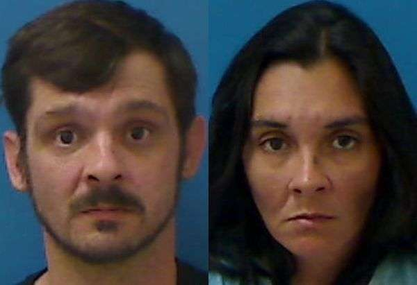 Residents Of Same Hickory Address Arrested On Various Felony Charges