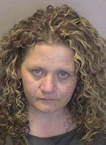 Hickory Woman Arrested On Meth Charge From Caldwell County