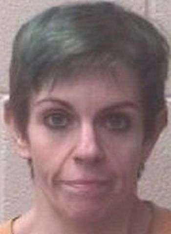 Hiddenite Woman Arrested On Drug Charges
