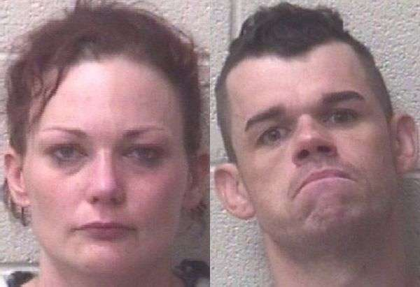 Hickory Couple Jailed In Alexander County On Felony Charges