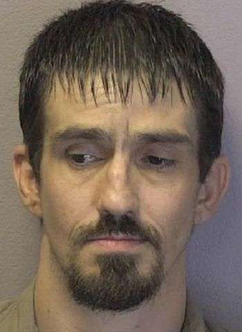 Hickory Man Arrested In Hickory On Felony Meth Charge From Burke County