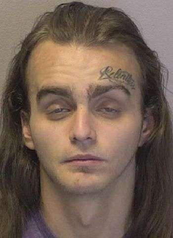 Hickory Man Jailed On Felony Domestic Violence Warrant; Misdemeanor Drug Charges